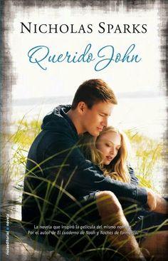 Entre Libros: Querido John, Nicholas Sparks
