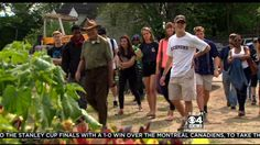 'Rivers & Revolutions' Program Gives High School Students New Experiences « CBS Boston
