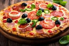 pizza - Bing images