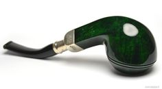 LePipe.it | Peterson Pipes | Peterson - Green Army Spray Spigot n. 21