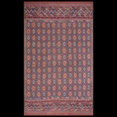 Stock Id: #21466    General Rug Type:       Persian Tribal    Specific Rug Type:       Soumak    Circa: 1900    Color: Multi    Origin: Persia    Width: 6' 4'' ( 193.0 cm )    Length: 10' 9'' ( 327.7 cm )