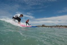 Surf Lessons at Fistral Beach in Newquay, Cornwall #iloveNQY #thingstodo #newquay