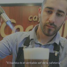 Un dels lemes que caracteritzen la nostra empresa. #Baristes #Cafe #Coffee