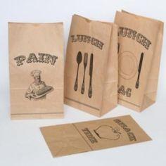 brown bag printables by jami