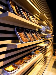 Agencement Boulangerie Patisserie Chocolaterie Boulanger Patissier Chocolatier Rennes Nantes Angers Le Mans Houal Creation Bakery Interior, Cafe Interior Design, Cafe Design, Bakery Store, Bakery Cafe, Bakery Design, Restaurant Design, Mexican Sweet Breads, Cafe Exterior