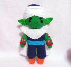 Cute Plushies by Michelle Coffee (misscoffee)! Starring Link, Magneto, Adventure Time, Dragon Ball, & More2