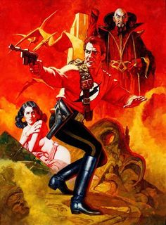 Flash Gordon by Manuel Perez Clemente (Sanjulián)