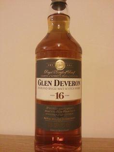 Glen Deveron aged 16 years.