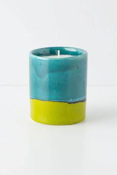Citronella Candle Pot, $18