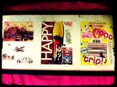 Happy trip road