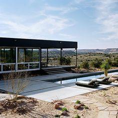 eco-friendly desert home