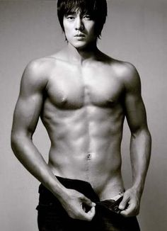 So Ji Sub. I need a cigarette after just looking at this.