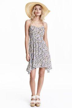 Crêpe dress | H&M