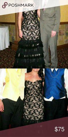 I just added this listing on Poshmark: Prom dress. #shopmycloset #poshmark #fashion #shopping #style #forsale #Dresses & Skirts
