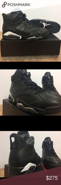 Sneaker Grails: Batman Wore The Original Air Jordan 6 Black