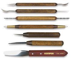 Kemper Ceramic Tool Set - BLICK art materials