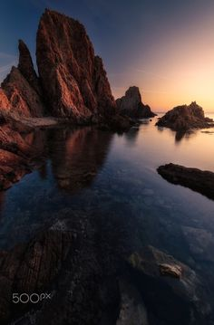 Reflejos en el Cabo by Francisco J Ruano Rodriguez on 500px