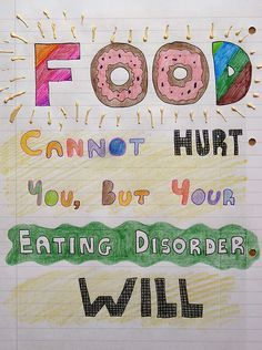 Your Eating Disorder is trying to kill you. Recovery is Beautiful ! | ❤ | rePinned by CamerinRoss.com |