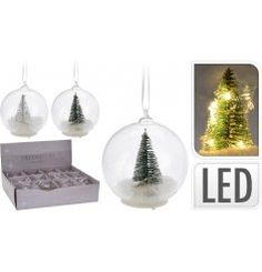 View LED Christmas Tree Bauble, 2a Details