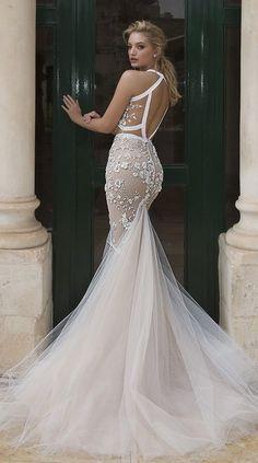 Courtesy of Dany Mizrachi wedding dresses