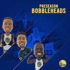 2016 Warriors Preseason Schedule includes three Bobblehead... - http://gswteamstore.com/2016/09/03/2016-warriors-preseason-schedule-includes-three-bobblehead/