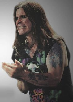 Ozzy Osborne Heavy Metal Music, Heavy Metal Bands, Die Füchsin, Ozzy Osbourne Black Sabbath, Classic Rock Artists, Gus G, Black Label Society, Rock Sound, Jim Morrison