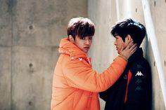 Shin is perfect. In fact, perfection is pronounced PerfectShin, that's how perfect he is. Shin Cross Gene, Ulzzang, Markson, Hunhan, Won Ho, Kpop, Namjin, Heart Eyes, Jikook