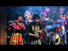 "I do not own this. Sufjan Stevens performing ""Too Much"" on Jimmy Fallon on November 19th, 2010."