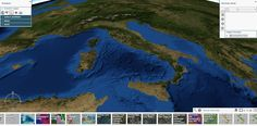 www.pcn.minambiente.it/viewer3D Geoportale Nazionale: 3D viwer