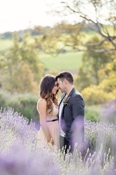 South Australia Engagement Session from Life in Still Photography | Style Me Pretty