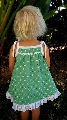 Tied Summer Dress Remix {because it's still summer here}