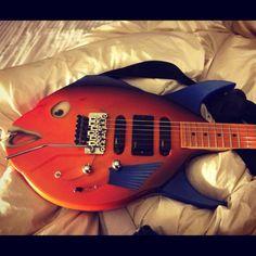 Do you covet the fish guitar?