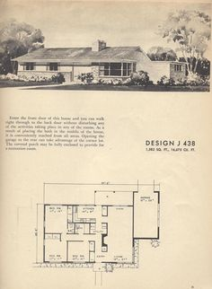 Traditional S House Designs on 1950s contemporary house designs, 1950s architecture designs, 1950s ranch house designs, 1950s small house designs, 1950s traditional kitchen design,