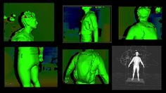 idezo Labs: Full-body 3D Scan and Character Creation Test