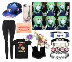 """""""~Hetalia RP~"""" by micky-star on Polyvore featuring West Coast Jewelry, Topshop, Lenora Dame, Casetify, Dr. Martens and Reeds Jewelers"""