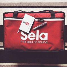 This is the Sela Cajon Bag Red. Do you already have a cajon bag?