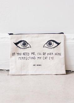 Cat Eye Pouch