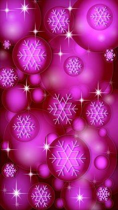 Pink Wallpaper Design, Peach Wallpaper, Pretty Phone Wallpaper, Holiday Wallpaper, Winter Wallpaper, Pretty Wallpapers, Colorful Wallpaper, Cool Wallpaper, Mobile Wallpaper