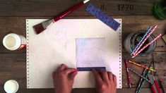 This video shows how you can make your very own pencil from a few simple supplies. A photo tutorial as well as a list of supplies is available at http://scis...