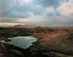 Loch Druim Suardalain and Quinag, Harry Cory Wright