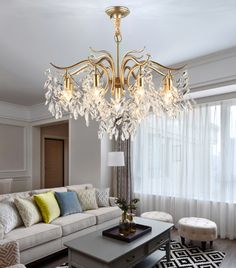 This Antique Brass Crystal Chandelier is inspired by an Asian willow tree with many branches and infusions. It expresses a feeling of freedom and the art of random. The Crystal chandelier lighting is composed by a large metal or copper frame and a number of high quality China K9 crystals. Chandelier Table Lamp, Cheap Chandelier, Bubble Chandelier, Crystal Chandelier Lighting, Modern Chandelier, Modern Lighting, Table Lamps, Living Room Pub, Silver Living Room
