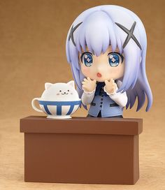 Nendoroid - Is the order a rabbit?: Chino