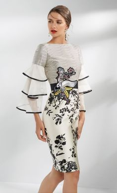 Sleeves design is an important aspect of any clothing's item-such as blouse, top, or dresses we create. Gala Dresses, Couture Dresses, Evening Dresses, Short Dresses, Fashion Dresses, Classy Dress, Classy Outfits, Beautiful Outfits, African Dress