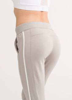 1bcc9891714315 PULI Womens Ankle Sweatpants Joggers Sports Pants Drawstring Cuff Workout  Leggings with PocketsGrey2L >>> Continue to the product at the image link.