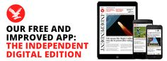 The Independent Digital Edition apps