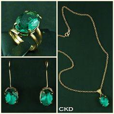 Cristal turmalina paraíba!! www.ckdsemijoias.com.br