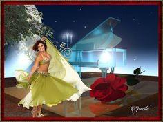 Sonhos e poesia: Bailando pra você
