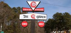 The Original Q Shack.  Durham, NC