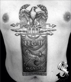 roman legion tattoo spqr meaning | Tattoo | Pinterest ...