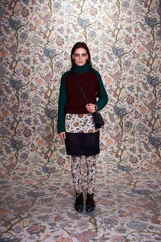 Balenciaga Pre Fall 2011
